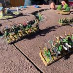Tablero modular para Warhammer