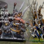 Al este de Barak Varr – Informe de batalla Warhammer Reforged a 1.500: ENANOS vs. ALTOS ELFOS