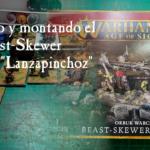 """Abriendo y montando el nuevo Beast-Skewer Killbow """"Lanzapinchoz"""""""